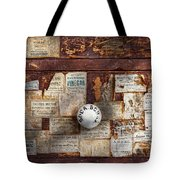 Pharmacy - Signs Of The Time  Tote Bag