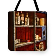 Pharmacy - The Back Room Tote Bag