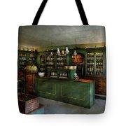 Pharmacy - The Chemist Shop  Tote Bag