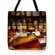 Pharmacy - The Dispensary  Tote Bag by Mike Savad