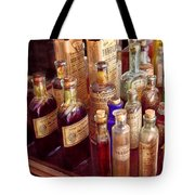 Pharmacy - The Selection  Tote Bag by Mike Savad