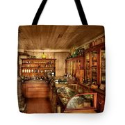 Pharmacy - Turn Of The Century Pharmacy Tote Bag