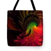 Pheasant Fire  Tote Bag