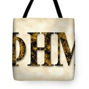 Phi Eta Mu - Parchment Tote Bag