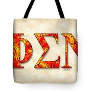 Phi Sigma Nu - Parchment Tote Bag