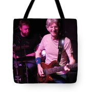 Phil Lesh - Musician - Bass Player  -  Celebrities -  Grateful Dead Tote Bag