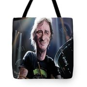 Phil Rudd Tote Bag