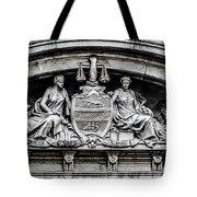 Philadelphia City Hall - City Seal  Tote Bag