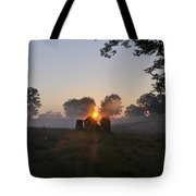Philadelphia Cricket Club Sunrise Tote Bag by Bill Cannon
