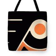 Philadelphia Flyers Tote Bag by Tony Rubino