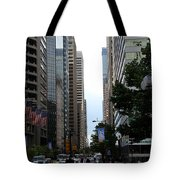 Philadelphia Street Canyon Tote Bag