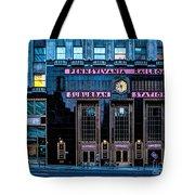 Philadelphia Suburban Station Tote Bag