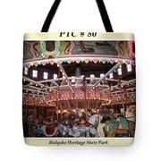 Philadelphia Toboggan Company Carousel Tote Bag
