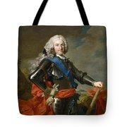 Philip V Of Spain Tote Bag