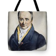 Philippe Pinel (1745-1826) Tote Bag