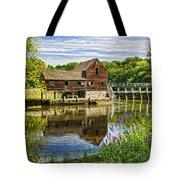 Philipsburg Mill Tote Bag