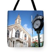 Philipsburg Sint Marteen Tote Bag