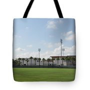 Phillies Brighthouse Stadium Clearwater Florida Tote Bag
