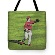 Phillies Catch Tote Bag
