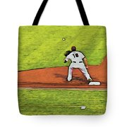 Phillies First Baseman Tote Bag