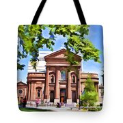 Philly Church View Tote Bag