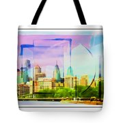 Philly Colours Tote Bag
