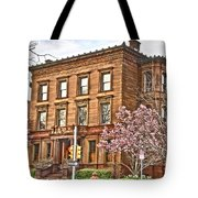 Philly Fairmount View Two Tote Bag