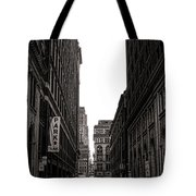 Philly Street Tote Bag