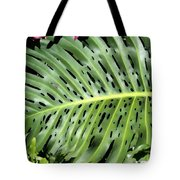Philodendron 6 Tote Bag
