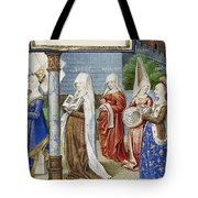 Philosophy Presents Liberal Arts Tote Bag by Getty Research Institute