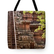 Phimeanakas Temple Steps Tote Bag