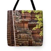 Phimeanakas Temple Steps Tote Bag