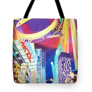 Phish New Years In New York Left Panel Tote Bag