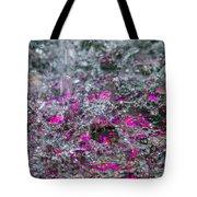 Phone Case - Liquid Flame - Violet 2 Tote Bag