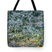 Phone Case - Liquid Flame - Yellow 2 Tote Bag