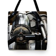 Phonograph Recording Cylinder Tote Bag