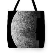 Photo Mosaic Of Images Of Mercury  Tote Bag