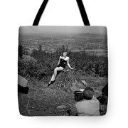 Photo Shoot 1947 Tote Bag
