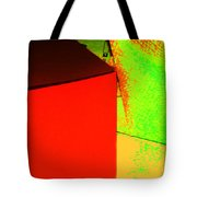 Photo Sketch Abstract 4 - The Paper Series Tote Bag