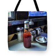 Country Diner Tote Bag