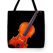 Photograph Of A Complete Viola Violin In Color 3368.02 Tote Bag