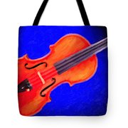 Photograph Of A Complete Viola Violin Painting 3371.02 Tote Bag