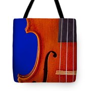 Photograph Of A Viola Violin Side In Color 3372.02 Tote Bag