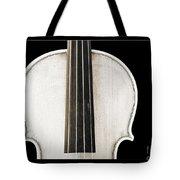 Photograph Or Picture Viola Violin Body In Sepia 3367.03 Tote Bag