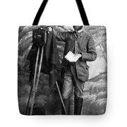 Photographer, 1900 Tote Bag