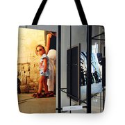 Photographer Kevin Connolly At The Kennedy Center Tote Bag