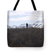 Photographing Nature   Tote Bag