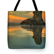 Photographing The Giant Tote Bag