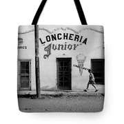 Photography Homage Russell Lee Us-mexico Border Naco Sonora Mexico 1980 Tote Bag