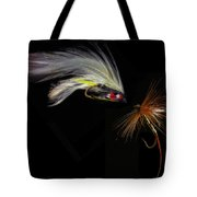 Fly Fishing In Southern Ontario Tote Bag